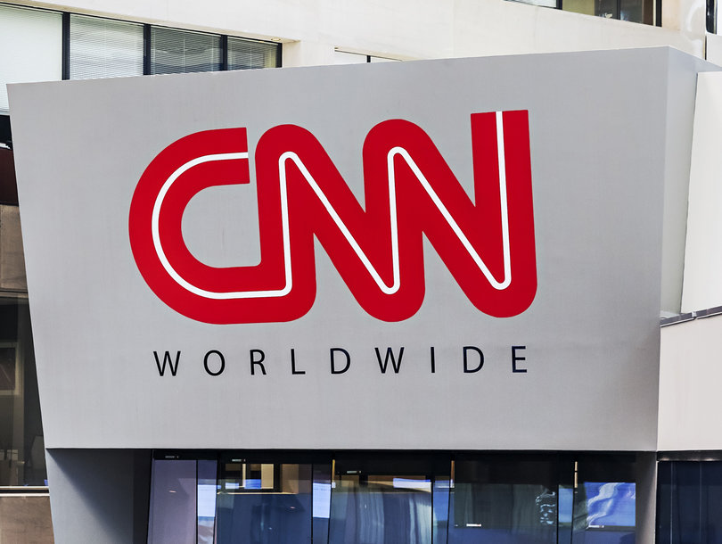 Man Arrested for Threatening Mass Shooting at CNN Headquarters 'Fake News'