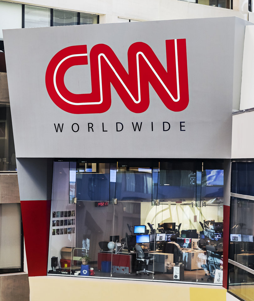 Man Threatens to Kill CNN Employees Over 'Fake News'