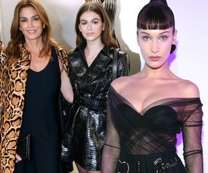 Celebrity Sightings at Paris Fashion Week (Updating)