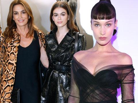 Celebrity Sightings at Paris Fashion Week (Updating)