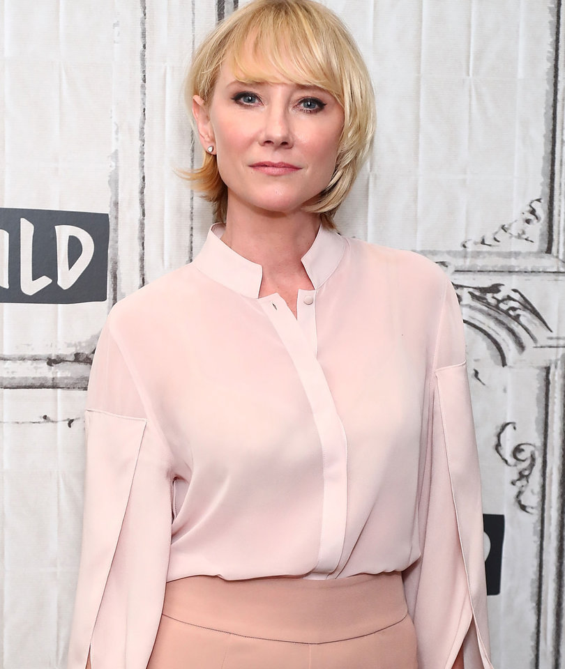 Anne Heche Says Harvey Weinstein Exposed Himself to Her