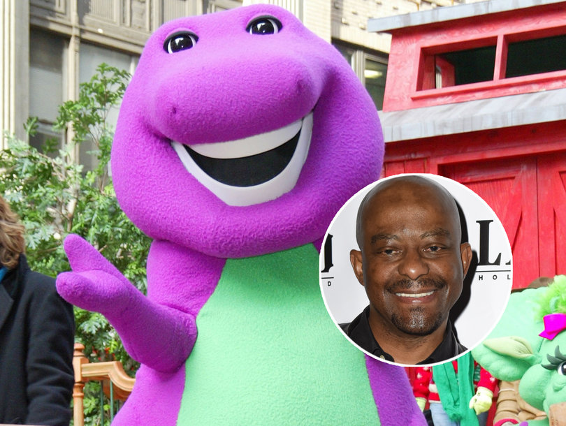 From Barney the Purple Dinosaur to Tantric Sex Therapist Who Has Unprotected Sex With Clients for $350/Hr