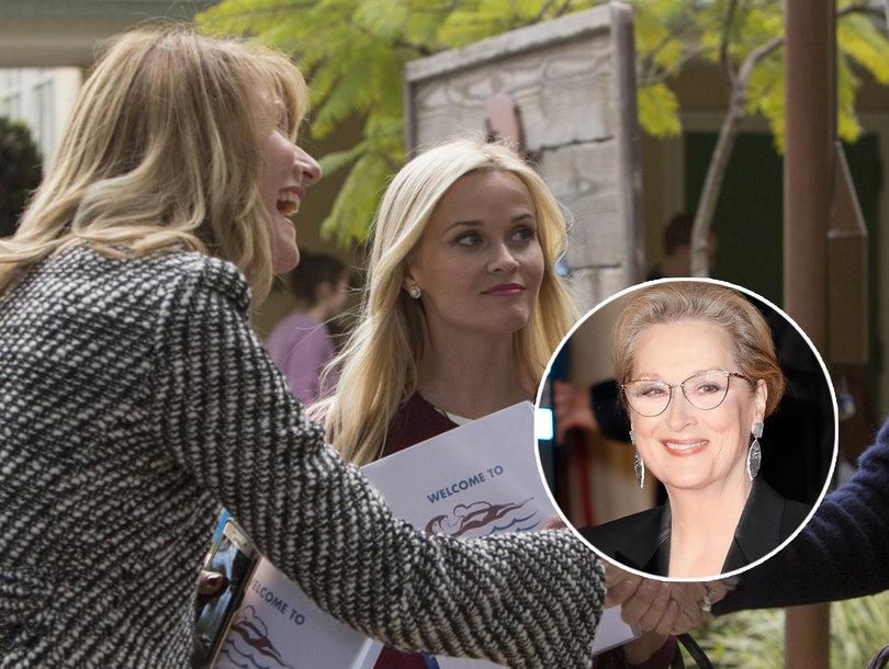 Meryl Streep Joins 'Big Little Lies' Cast for Season 2