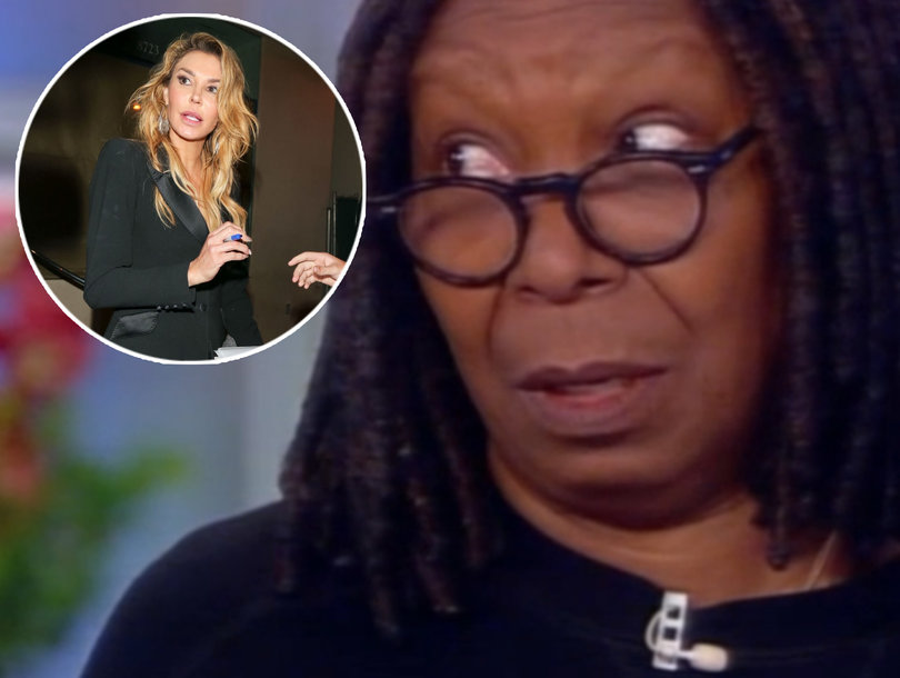 'The View' Mocks Brandi Glanville for Bringing #TimesUp and #MeToo Into Gerard Butler Battle