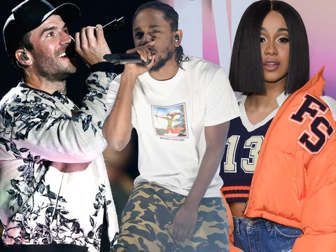 From the Street to the Stage: 17 Cool AF Grammy Nominees
