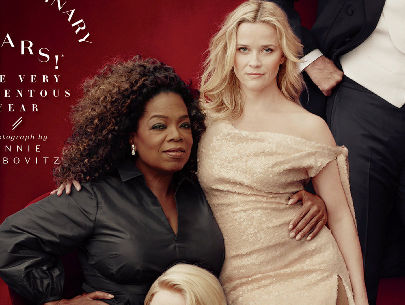 Vanity Fair Hollywood Issue Cover Creeps Out the Internet