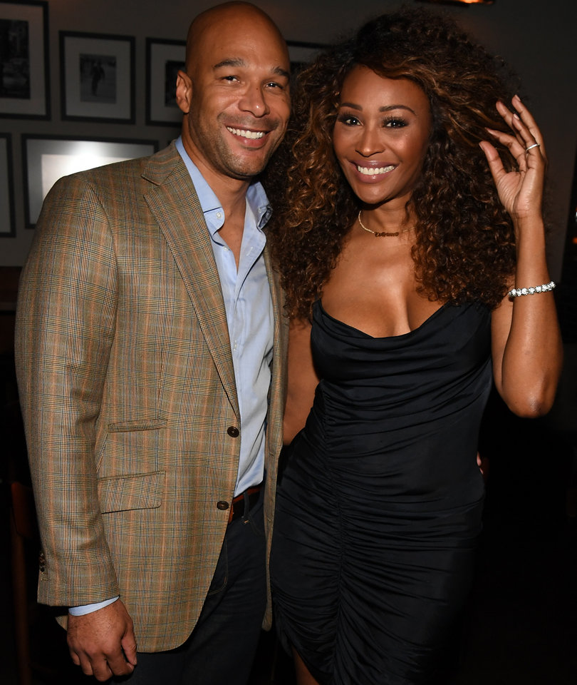 'Housewives' Ambush Cynthia Bailey's Man Over Infidelity Suspicions
