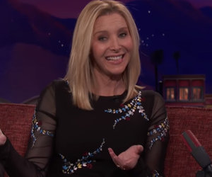 Lisa Kudrow Doesn't Approve of Fake 'Friends' Movie Trailer