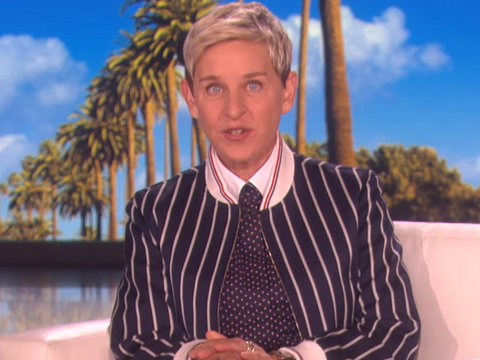 These Two Guests Made Ellen Really Feel Old on Her 60th Birthday