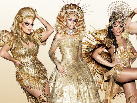 So Long, Queen: Eliminated 'Drag Race' Star Says She Has No Ru-grets