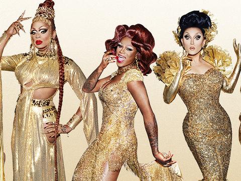 'RuPaul's Drag Race: All Stars 3' -- Meet the Cast