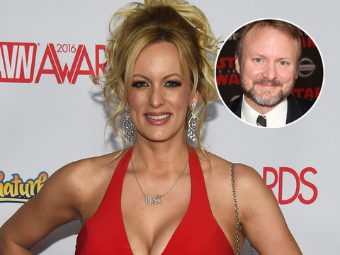Stormy Daniels Hurls F-Bomb at 'Star Wars: The Last Jedi' Director