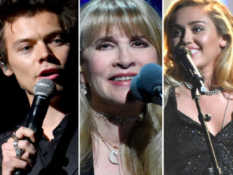 Stevie Nicks' Emotional Tom Petty Tribute and 4 More Must-See Moments from Star-Studded Fleetwood Mac Tribute