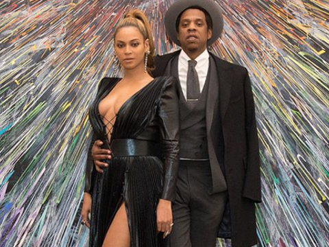 Only Beyonce Could Wear This to Brunch and More Pre-Grammy Party Sightings
