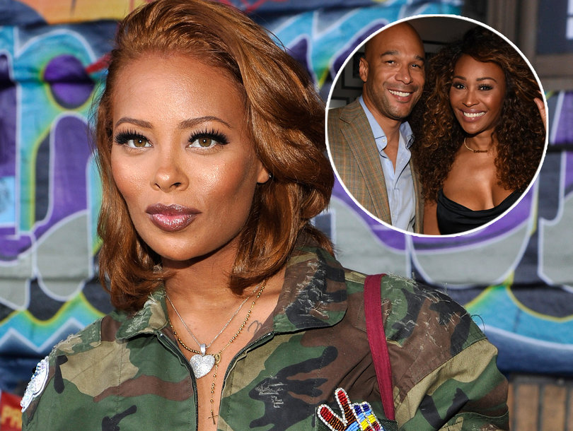 Eva Marcille Disputes Denial From Cynthia Bailey's Man
