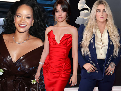 The Best Dressed Stars at the 2018 Grammy Awards