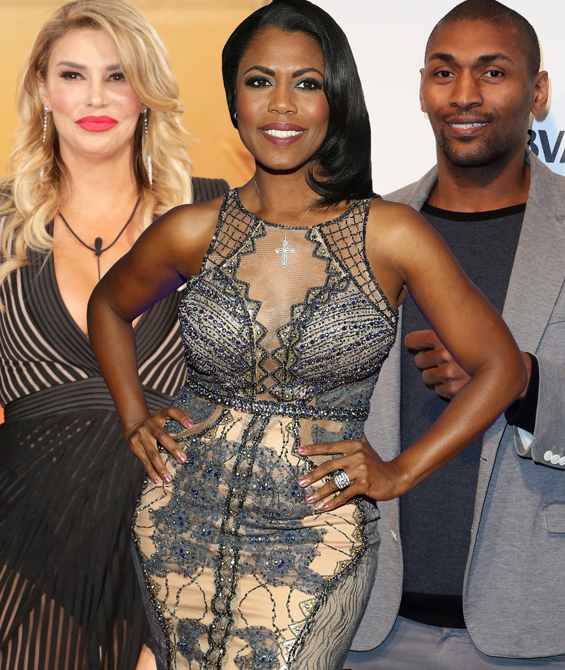 'Big Brother: Celebrity Edition' Cast -- Who They Are and Why They Might Win