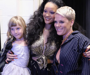 P!nk's Daughter Meets Her 'Idol' and More Grammy Moments You Didn't See on TV