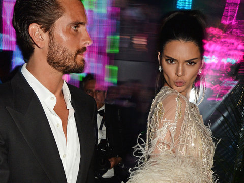 Kendall Jenner Just Shaded Scott Disick Over Dating 19-Year-Old Sofia Richie