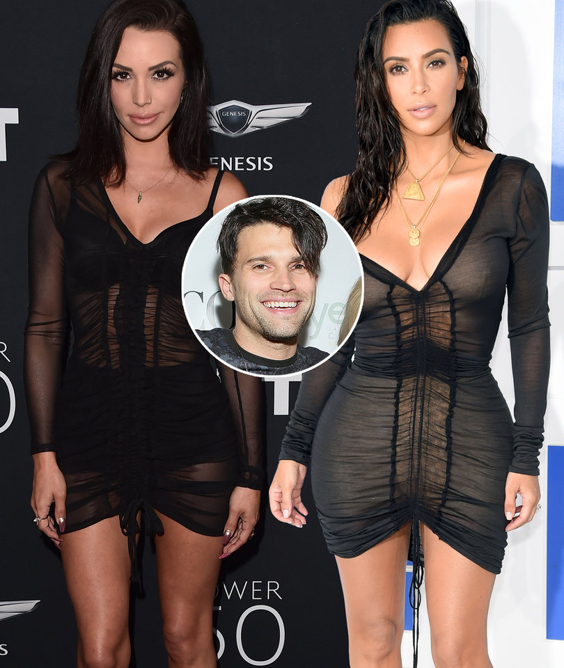 Tom Schwartz Rips Scheana as 'Bootleg Kardashian'