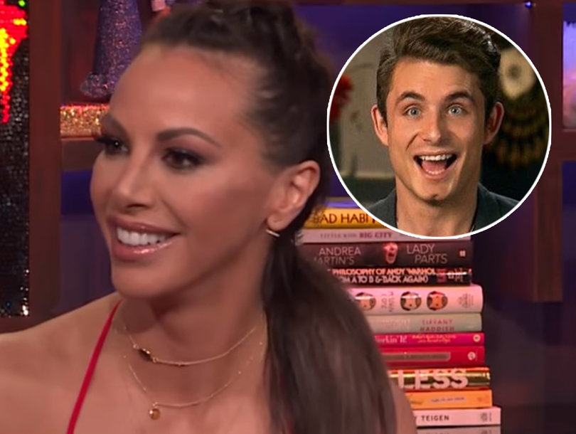 'Vanderpump Rules' Star Kristen Doute Is Confident James Kennedy Has 'Waded in the Penis Pond'