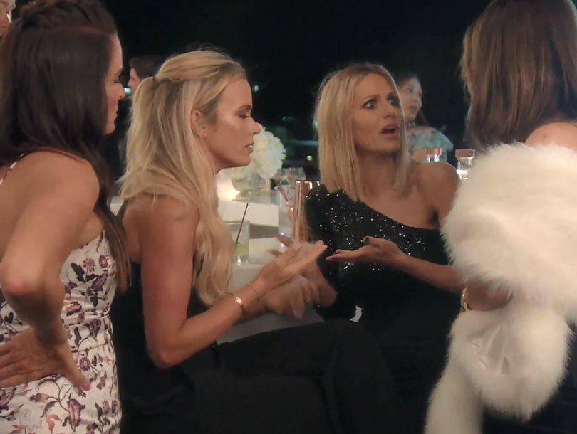 'RHOBH' Tea Time: Dorit Kemsley Goes Off on Teddi Mellencamp Arroyave Over Glassware