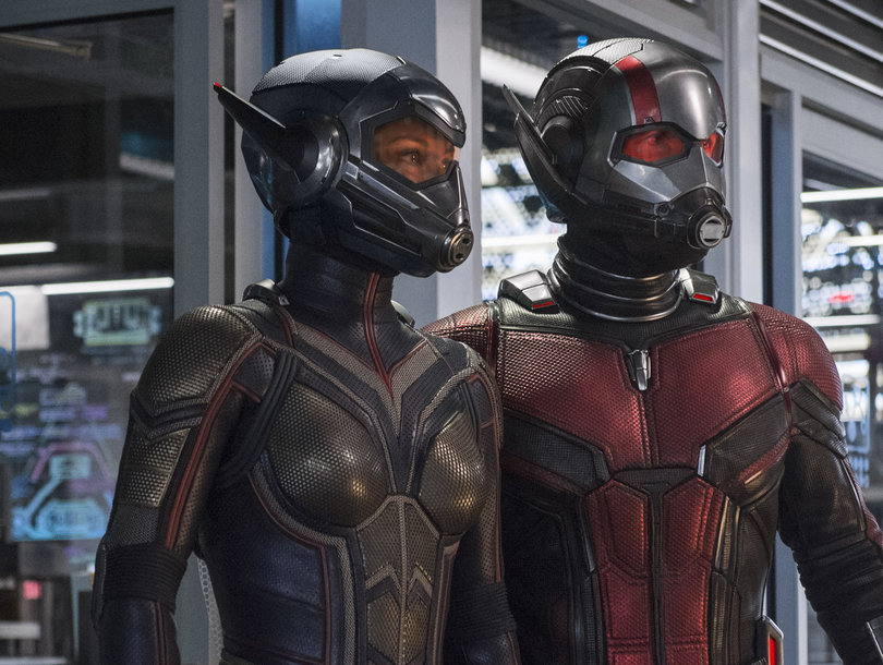 First 'Ant-Man and the Wasp' Trailer: Sorry Paul Rudd, Evangeline Lilly Steals the Show