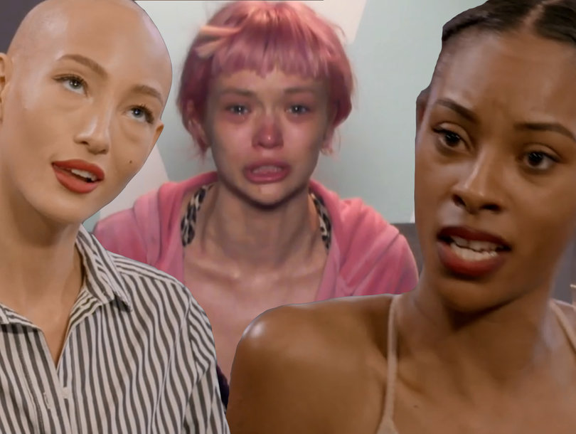 'ANTM' Contestant Walks Over 'Toxic' Environment Full of 'Sociopaths'