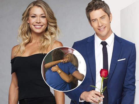 'Bachelor' Arie Luyendyk Makes Intentions 'Krystal' Clear