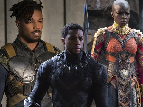 Everything We Learned from the Cast of 'Black Panther'