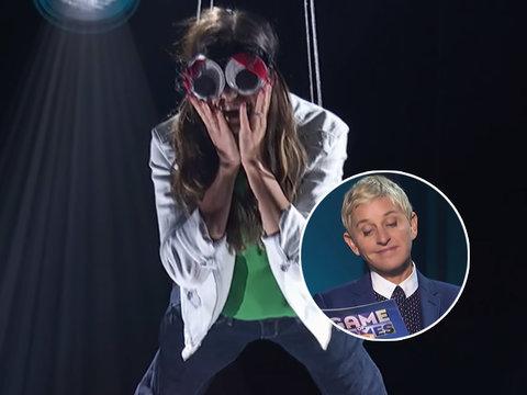 'Ellen's Game of Games' Punishes Women Over Sexiest Men Alive