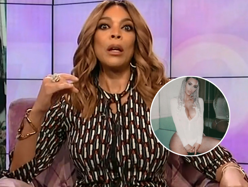 Wendy Williams Says Kim Kardashian's Nude Photo Blitz Is Sign 'Kanye Does Not Pay Attention' to Her