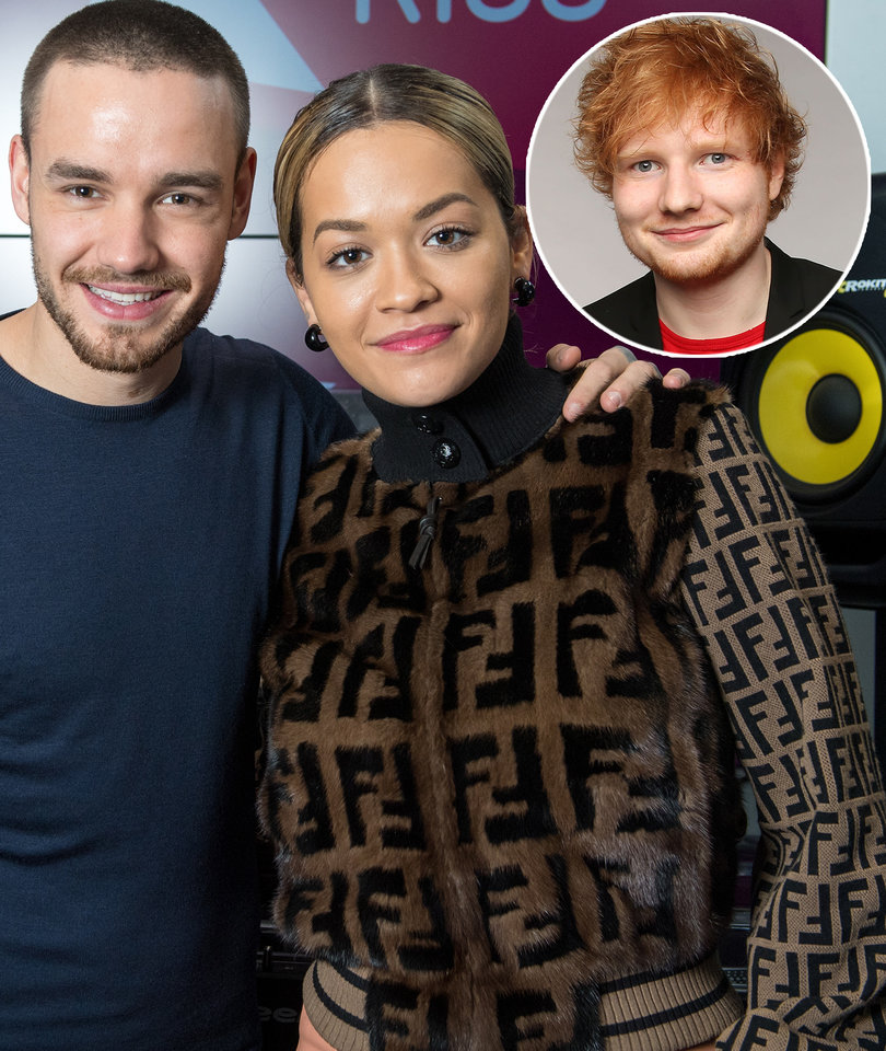 Payne and Ora Defend Sheeran Grammy Win After #GrammysSoMale Backlash