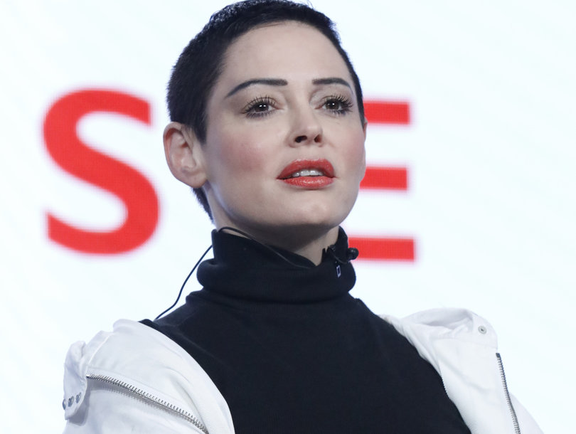 Rose McGowan Fears She'll Be Killed and 9 More 'Citizen Rose' Revelations