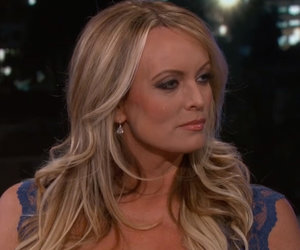 Kimmel Tries to Weather Stormy Daniels for a Single Honest Answer