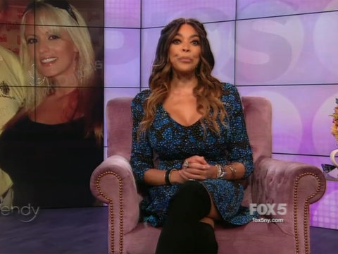 Wendy Williams Disses Stormy Daniels as 'Dusty,' 'Sloppy' and 'Nasty'