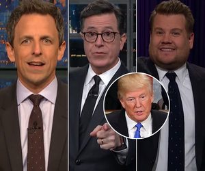 Late-Night Stars Dump on Democrats While Bashing Trump's SOTU