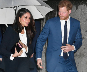 Meghan Markle and Prince Harry Have Chic Night Out In London