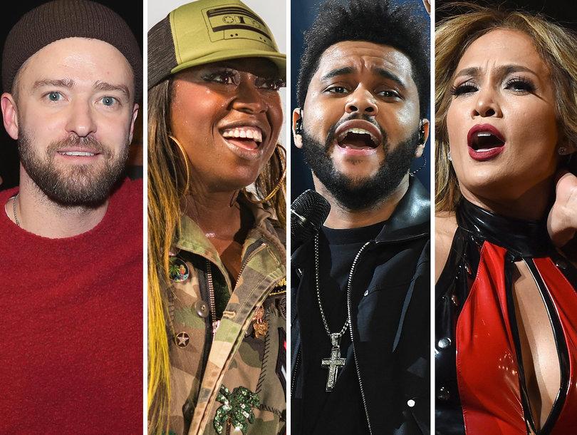 12 Songs You Gotta Hear on #NewMusicFriday: Justin Timberlake, Missy Elliott, The Weeknd, Jennifer Lopez