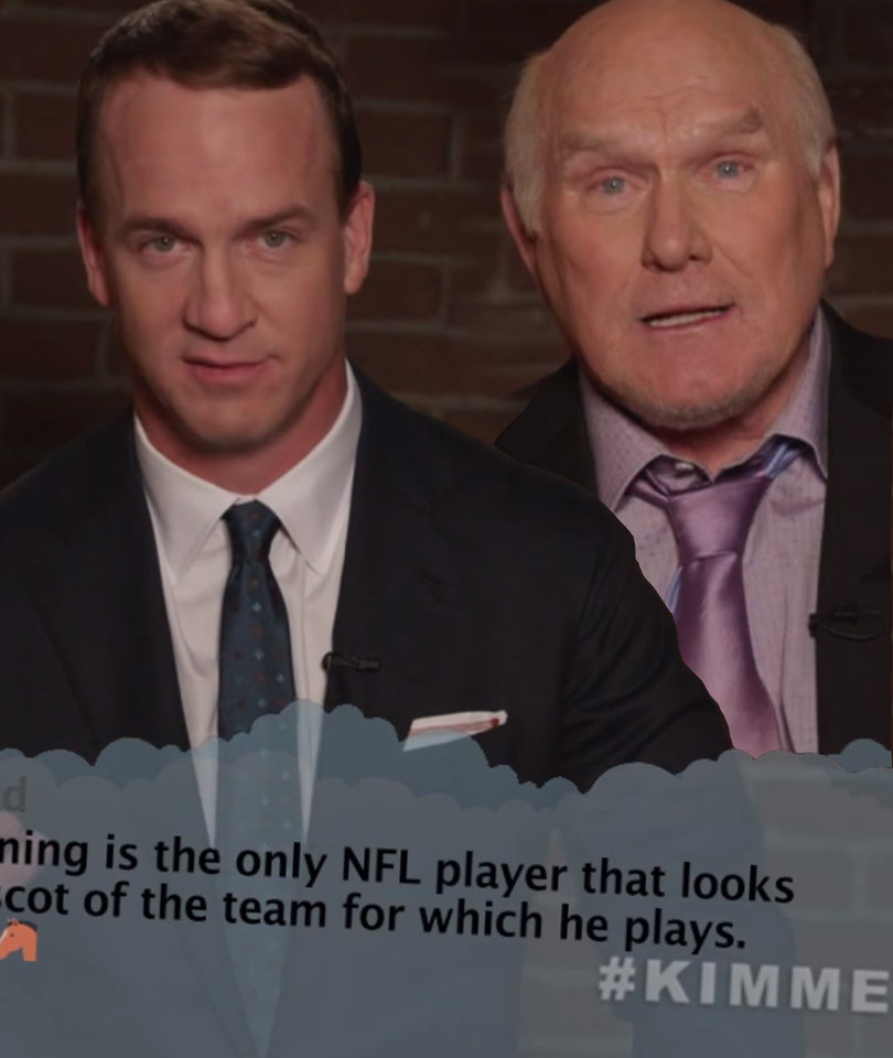 NFL Stars Read Mean Tweets for Jimmy Kimmel Before Super Bowl