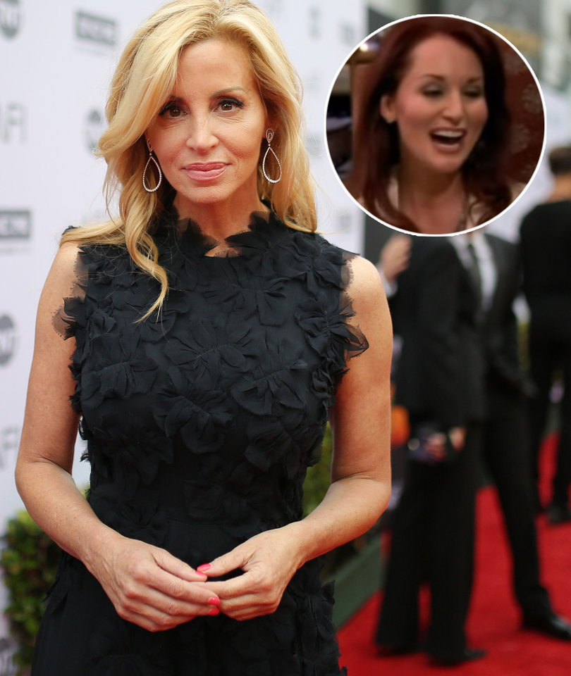 Camille Grammer Can Finally Joke About Infamous 'Dinner Party from Hell'