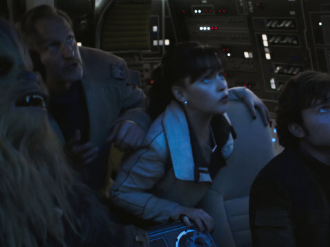 First Trailer for 'Solo: A Star Wars Story'