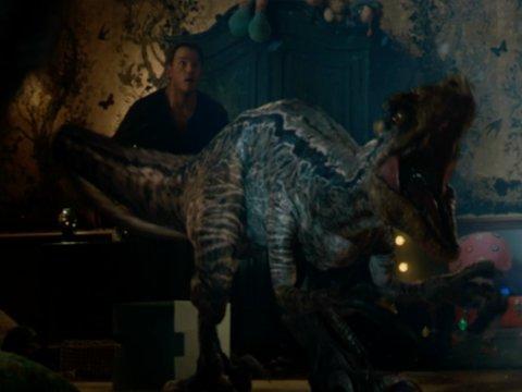 'Jurassic World: Fallen Kingdom' Super Bowl Ad
