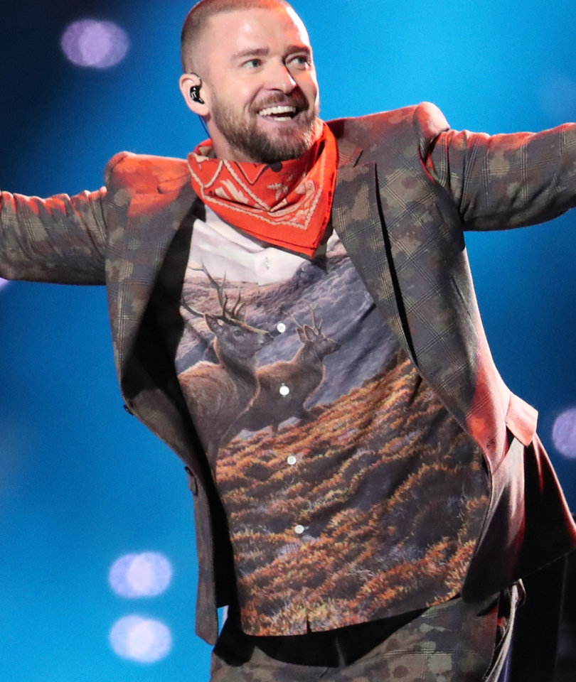 Which Stars Slammed Justin Timberlake's Halftime Performance?