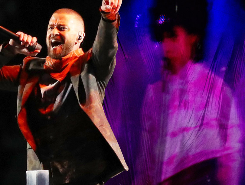 Justin Timberlake Explains His Prince Homage During Super Bowl Performance on Fallon