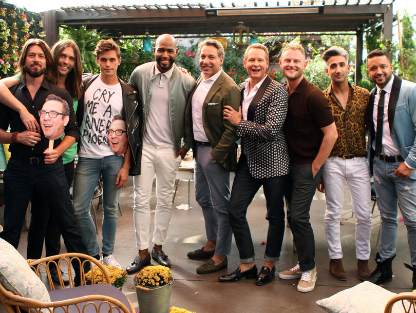 'Queer Eye' Casts Old And New Meet, Share Stories of Getting Fired And Being Inspired