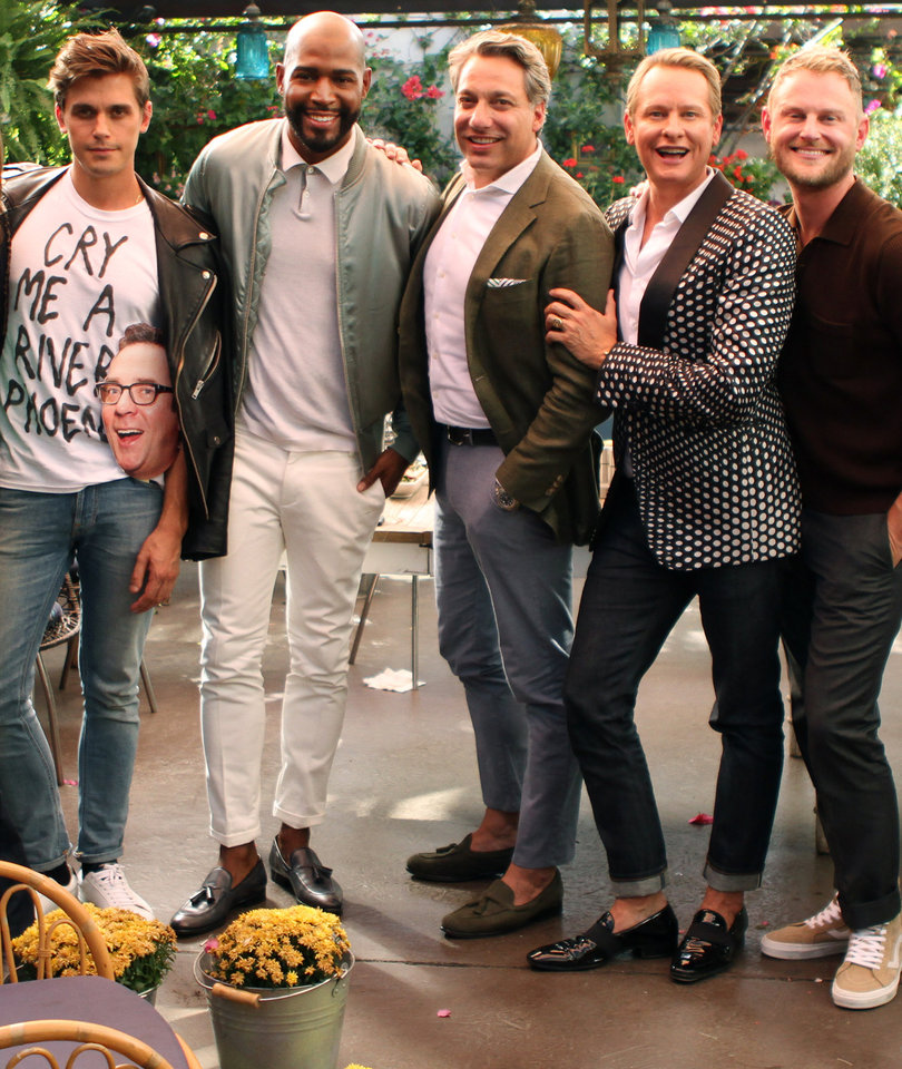 'Queer Eye' Casts Old And New Meet, Share Stories of Getting Fired