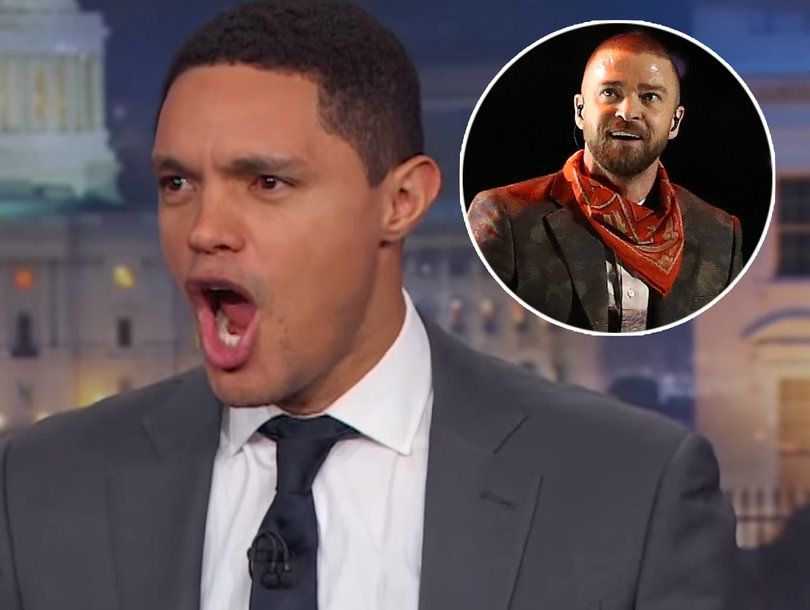 Trevor Noah Sums Up Justin Timberlake's Super Bowl Halftime Show as 'Karaoke'