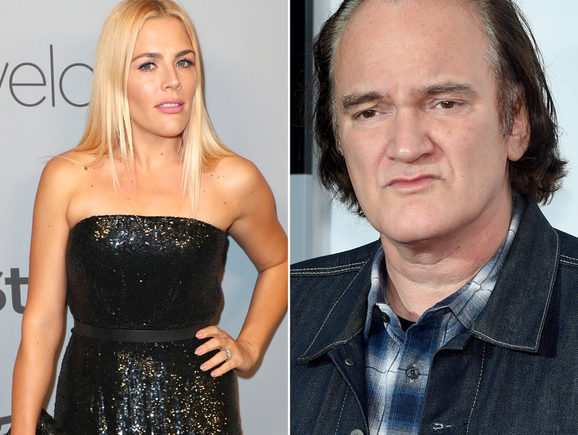 Busy Philipps Tears Into Quentin Tarantino Over Roman Polanski Rape Comments: 'F--k This Guy'