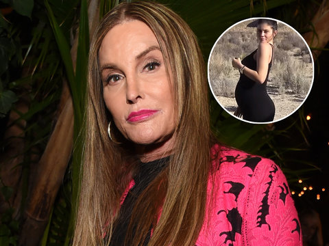 How Caitlyn Jenner Welcomed Kylie Jenner's Baby Into the World